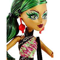 Кукла Монстр Хай Джинафаер Лонг (Monster High New Scaremester Jinafire Long Fashion Doll)