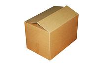 Коробка из гофрокартона 234х215х42