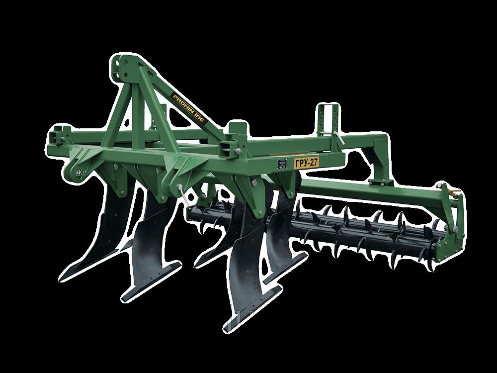 Глубокорыхлитель ГРУ - 2,7 (Шпорчатый каток)