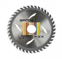 Диск пильный для древесины Spitce 165/30 24T