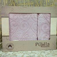 Набор бамбуковых полотенец PUPILLA