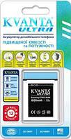 Аккумулятор Kvanta для Samsung S7562/i8190 1600mAh