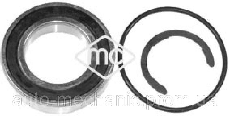Опорный подшипник полуоси на Renault Trafic  2001-> 1.9dCi  — Metalcaucho (Испания) - MC05760