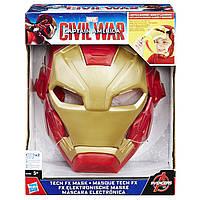 Электронная маска Железного Человека, фото 1