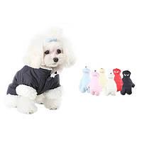 Комбинезон Puppy Angel PA-OW013 Milky для собак, фото 1