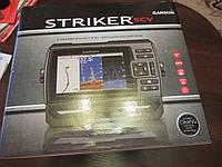 Эхолот Garmin Striker 5cv CHIRP DownVu картплоттер 5'' + GPS