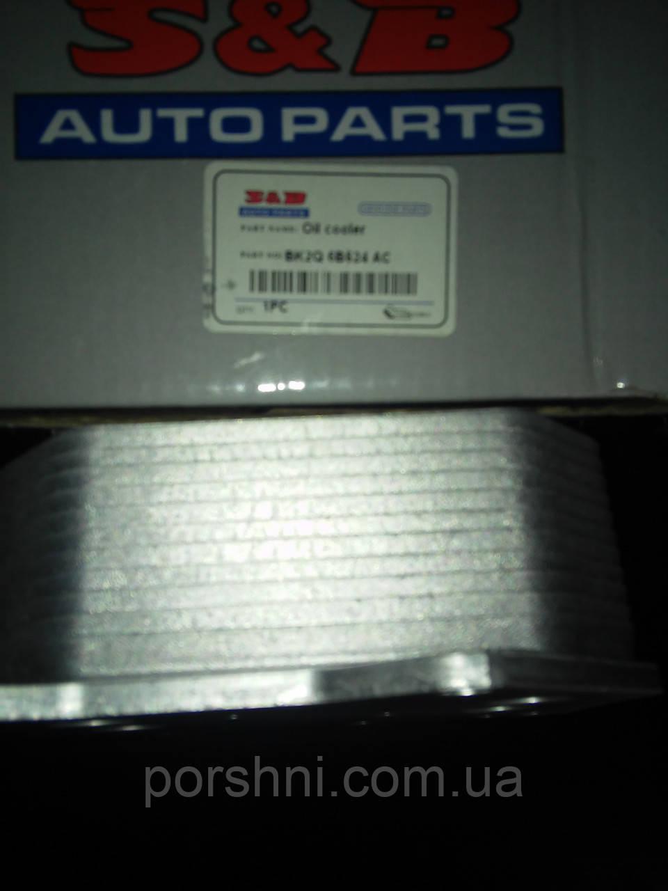 Радіатор масляного фільтра Ford Тransit V347 2.2 2006 > S&B BK2Q6B624AC