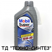 Моторное масло MOBIL SUPER 2000 10W-40 (1л)