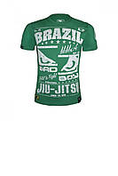 Футболка Bad Boy Brazil in Green