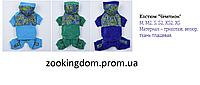 Костюм для собаки Чемпион XS, Длина спины 23-26 см, обхват груди 28-32 см  (цвета разные)