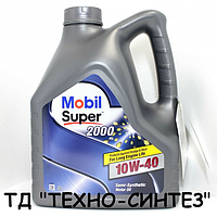 Моторное масло MOBIL SUPER 2000 10W-40 (4л)