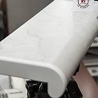 Подоконник Пластолит (Plastolit) цвет мрамор матовый