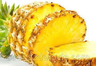 Пищевые волокна из семян тыквы с ананасом