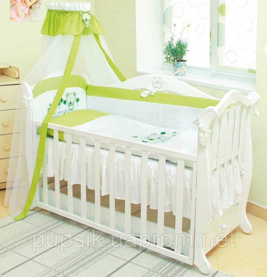 Детская постель Twins Evolution Лето 4 предмета