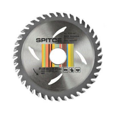 Диск пильный для ламината Spitce 250/32 60T с адаптером 32/30