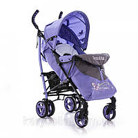 New 2014! Коляска-трость  Bambini Shuttle Violet Butterfly @, фото 1