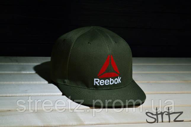 Reebok Crossfit Snapback Cap Кепка Снепбек, фото 2