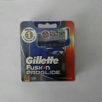 Кассеты Gillette Fusion Proglide 8 шт. ( Картриджи лезвия жиллетт Фюжин проглейд Оригинал Германия ), фото 1