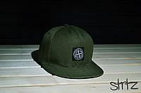 Stone Island Snapback Cap Кепка Снепбек
