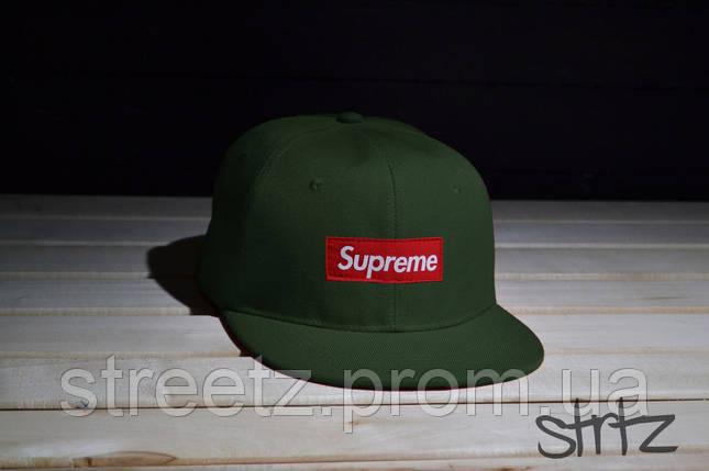 Supreme Snapback Cap Кепка Снепбек, фото 2