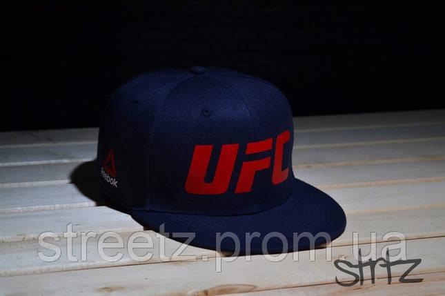 Reebok UFC Snapback Cap Кепка Снепбек, фото 2