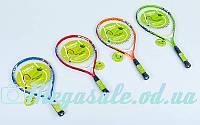 Ракетка для большого тенниса детская Odear 5508-25: 8-9 лет