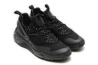 Кроссовки Nike Air Huarache Utility (Black)
