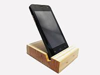 Подставка для телефона (Другие сувениры из дерева)