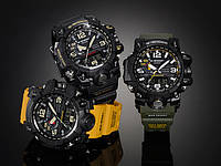Новинка! Тренд этого года - часы Casio G-Shock GWG-1000