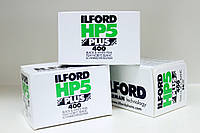 Фотоплёнка ILford HP5 (ручная проявка)