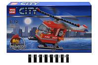 Конструктор City 89003 Вертолет, 98 дет