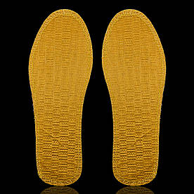 Стелька летняя Массажная Шёлковая нить (бамбук)