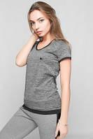 Женская футболка спортивная