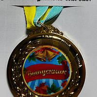 """Медаль """"Выпускник"""" 6 см"""