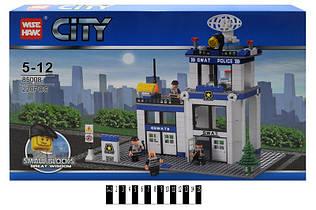 Конструктор City 85008 Полицейский участок, 220 дет