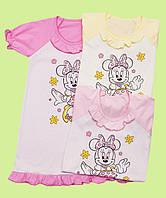 Ночная сорочка для девочки Мышка