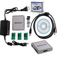 BDM100 ECU BoschDelphiSiemensMarelliChip Tuning Tool OBDII EOBD V1255 Full Программатор BDM 100 (БДМ100)