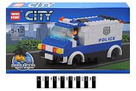 Конструктор City 81004 Полицейская машина, 102 дет