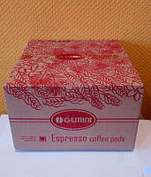 Кофе в чалдах Gemini Espresso Gold 100 шт., фото 1