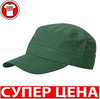 Военная КЕПКА МИЛИТАРИ цвет ТЕМНО-ЗЕЛЕНЫЙ MB095