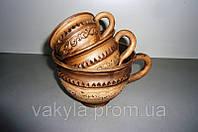 """Горня на чай орнамент """"шляхтянський""""0,5л"""