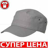 Военная КЕПКА МИЛИТАРИ цвет ТЕМНО-СЕРЫЙ MB095