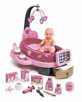 Игровой центр Baby Nurse для ухода за куклой с пупсом, аксес., 3+