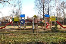 """Игровой комплекс """"Цитадель-1"""" T911.1, фото 2"""