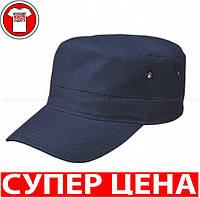 Военная КЕПКА МИЛИТАРИ цвет ТЕМНО-СИНИЙ MB095