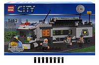 Конструктор City 85016 Полицейская машина спецназа, 303 дет