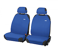 Майки сидения передние Hadar Rosen PERFECT 1+1 синий 21093