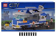 Конструктор City 85007 Полицейская машина спецназа, 276 дет