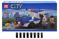 Конструктор City 85004 Полицейская машина спецназа, 112 дет