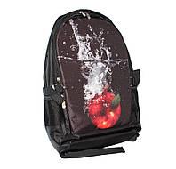 """Рюкзак для ноутбука 15.6"""" HQ-Tech H18566, Black"""